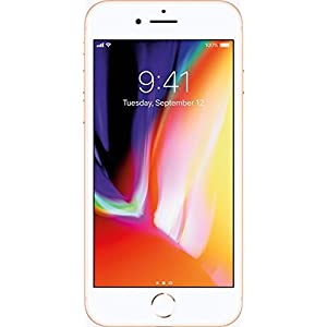 Apple iPhone 8 256 GB Unlocked, Space Grey US Version (Certified Refurbished)