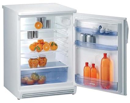 Gorenje Kühlschrank Modellnummer : Gorenje tischkühlschrank r 6164 w: amazon.de: elektro großgeräte