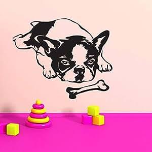 Walliv Decals Cute Dog [birds & Animals, An10]