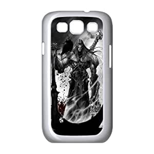 Samsung Galaxy S3 9300 Cell Phone Case White Darksiders J3445022