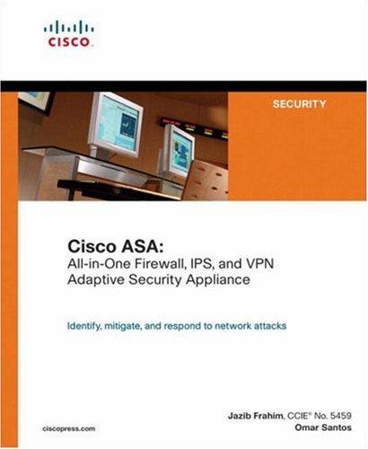 Cisco ASA: All-in-One Firewall