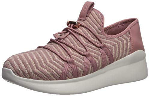 UGG Women's Kinney Metallic Sneaker Pink Dawn 9 M US -