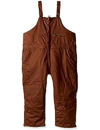 Men's Big & Tall Insulated Duck Bib Overall