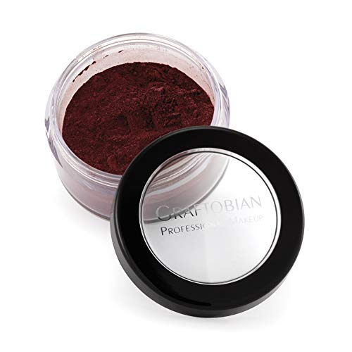 Road Rash Halloween Makeup (Graftobian - Magic Blood Powder Shaker - .28 Ounce - Water Activated Powder for Cutting Effects, Road Rash, and)