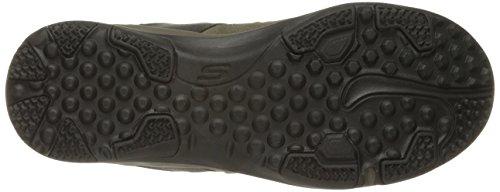 Skechers Entrenamiento De Marrón alton Zapatillas Para olive Larson Hombre CqRwCAr
