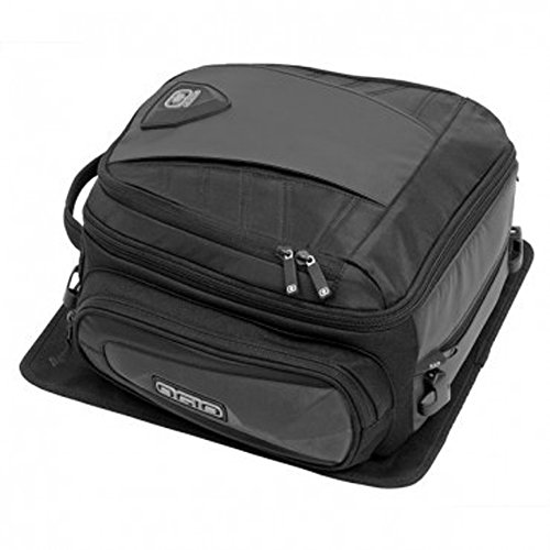 ogio 110091.36 Stealth Black Duffle Tail Bag