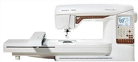 Husqvarna 7393033087555 - Máquina de Coser y Bordar Designer ...