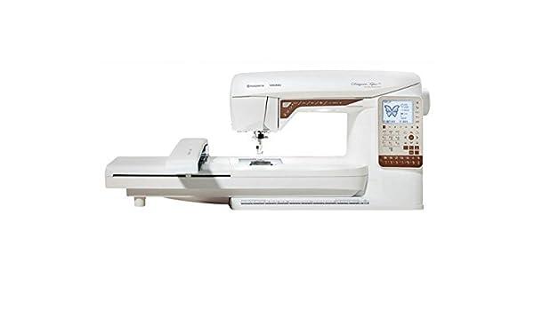 Husqvarna 7393033087555 - Máquina de Coser y Bordar Designer Topaz ...