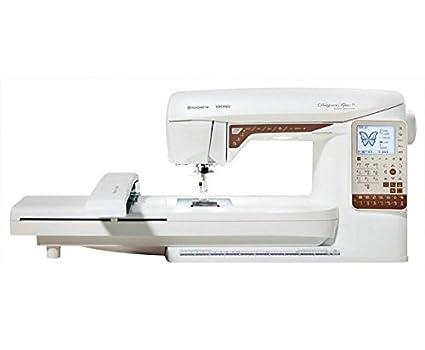 Husqvarna 7393033087555 - Máquina de Coser y Bordar Designer Topaz 25 + Unidad de Bordado
