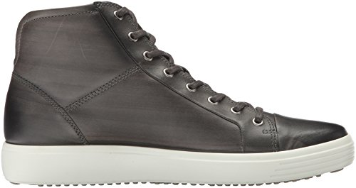 Ecco Herren Soft 7 Mens High-Top Grün (1345deep Forest)