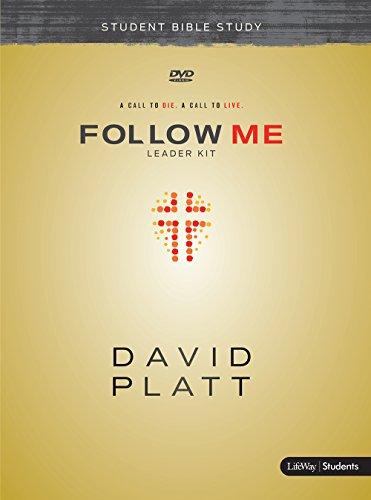 Follow Me - Student DVD Leader Kit by LifeWay Press