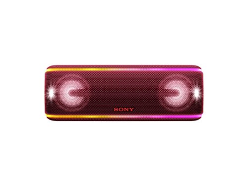 Sony SRS-XB41 Portable Bluetooth Speaker Red SRSXB41/R