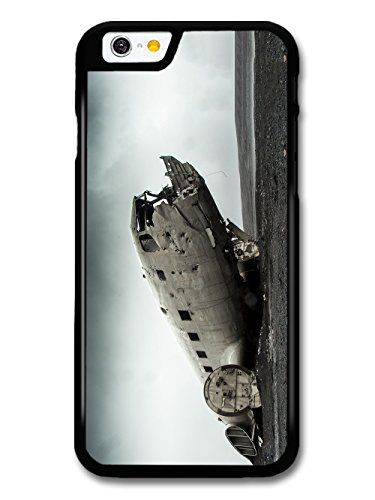 Cool Aeroplane Wreckage Vintage Old Style case for iPhone 6 6S