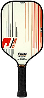 Franklin Sports Pro Pickleball Paddle - Pro Tournament Pickleball Paddle with Extra Grip MaxGrit Technology -