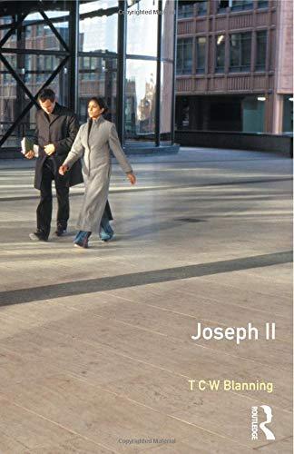 Joseph II (Profiles In Power)