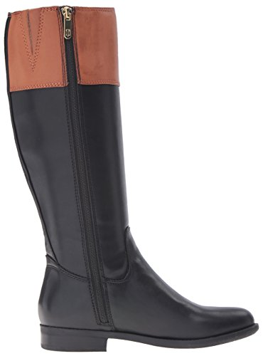Tommy Brown Boot Shano Hilfiger Women's Riding rawxXrP
