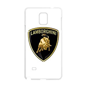 New Style Custom Picture Lamborghini sign fashion cell phone case for Samsung Galaxy Note4