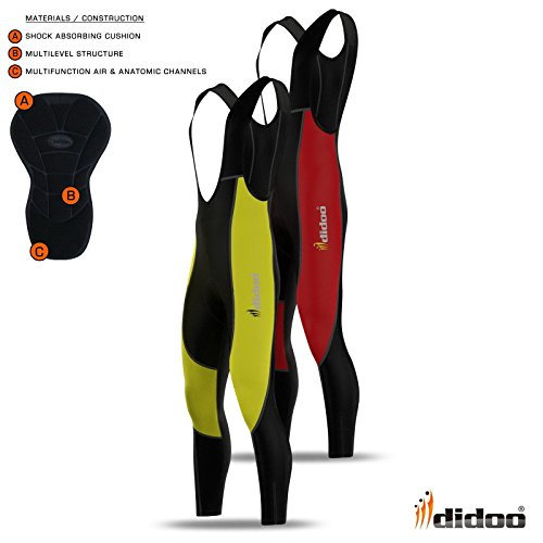 Didoo Cycling Tights Thermal Legging