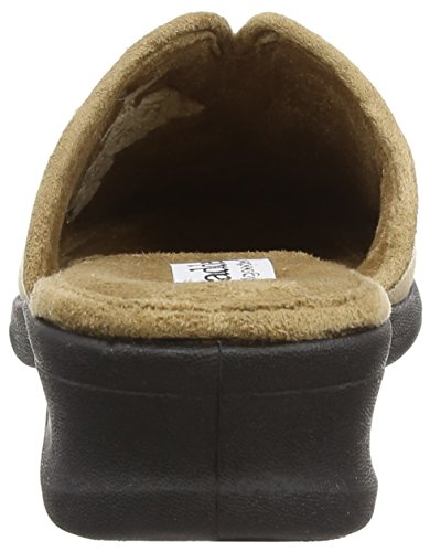 Beige Sable Femme camel Chaussons Padders qtPvX7aw