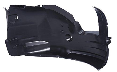 AUTOPA 51717059377 Front Left Fender Liner Splash Shield for BMW 3 Series (328i Bmw Shield Splash)