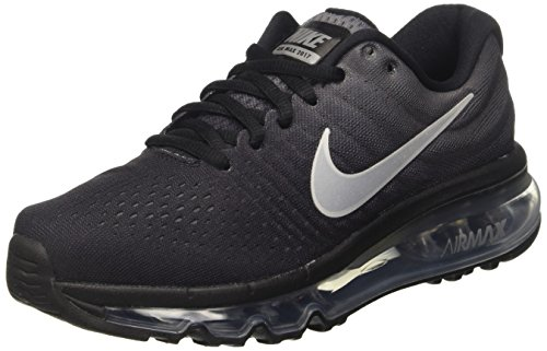 Nike Air Max 2017, EU Shoe Size:EUR 36, Color:black by NIKE