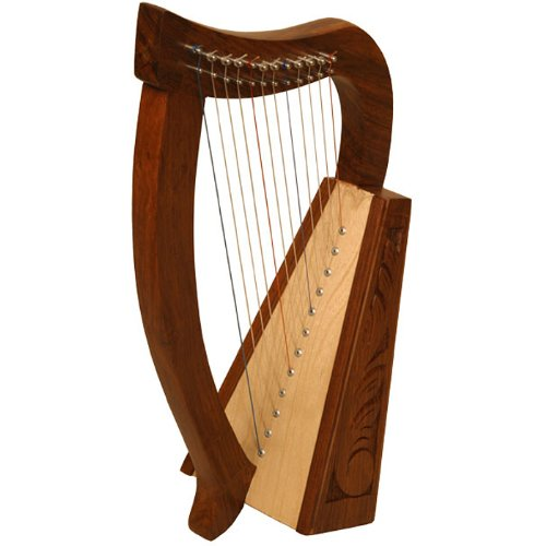 Baby Harp TM, Birch, 12 Strings by Mid-East