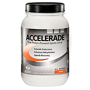 Pacific Health Accelerade Drink Mix - 60 Servings - ORANGE