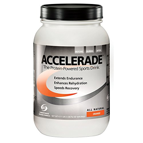 Pacific Health Accelerade Drink Mix – 60 Servings – ORANGE
