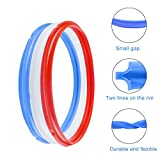 3 Pcs Silicone Sealing Ring for 5/6 qt Pressure
