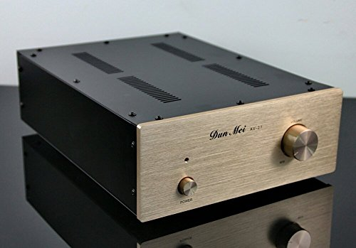 Nobsound Tube 6N11/12AU7 HIFI Stereo Buffer Pre-AMP Preamplifier by Nobsound