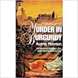 Murder in Burgundy, Audrey Peterson, 0671657372