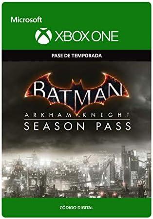 Batman: Arkham Knight Season Pass | Xbox One - Código de descarga ...