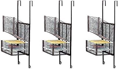 Amazoncom Sax Over The Door Drying Rack 20 Shelves 3 Pack