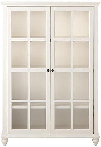 Home Decorators Collection Hamilton Glass Door Bookcase - a good cheap modern bookcase
