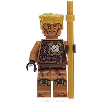 LEGO Ninjago Echo Zane Ninja Minifigure 70594 Mini Fig
