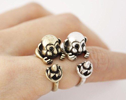 cute-baby-monkey-abd-banana-adjustable-wrap-ringanimal-wrap-ring
