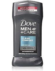 Dove Men+Care Antiperspirant Deodorant Stick, Clean...
