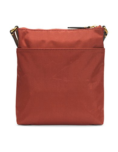 FRYE Handbag Clay Crossbody Red Ivy Nylon Zip B6wrxB74