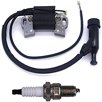 Amazon com: Poweka New Ignition Coil for Honda Gx240 Gx270 Gx340