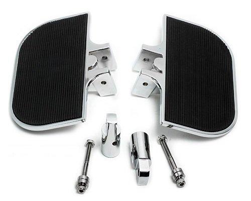 Pedane H-D Style Solid anteriore e posteriore regolabile