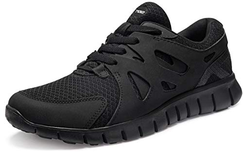 TSLA CLSL Men's Lightweight Sports Running Shoes