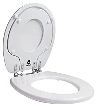 Topseat 6TSTE9999CP 000 Tiny Haney Potty Toilet Seat, Adult/Child ...