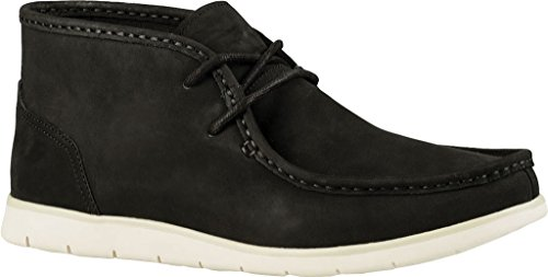 Hendrickson Black Men's Chukka Boot UGG Leather 0w85q0C
