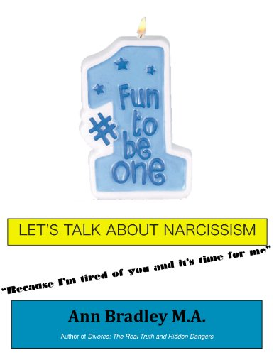Let's Talk About Narcissism Kindle Edition