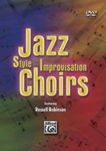Jazz Style and Improvisation for Choirs (DVD)