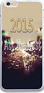 Iphone Case,Dseason Iphone 6 Plus Hard Case NEW fashionable Unique Design christian quotes 2015 wish you all the best