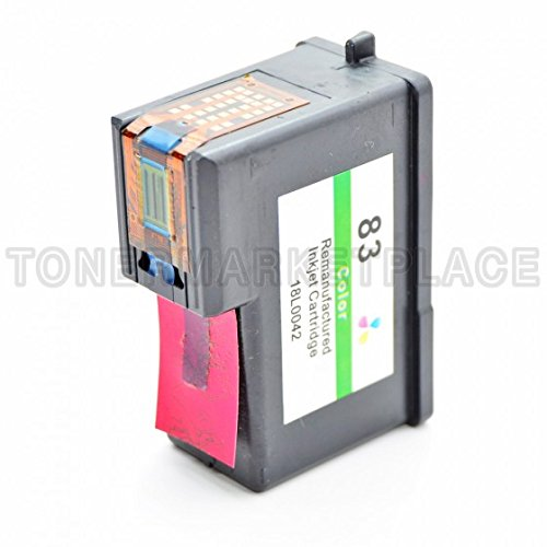 COMPATIBLE Lexmark 83 Ink Cartridge (Lexmark 18L0042). Color Inkjet Cartridge for X5150, X6150, X6170, Z55 and Z65 Color - Cartridges 18l0042