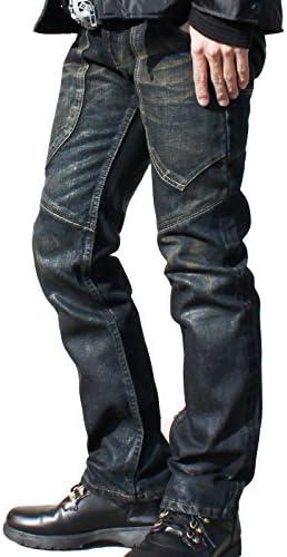 [スポンサー プロダクト][ネルロッソ] ジーンズ ジーパン メンズ ビンテージ デニム パンツ Gパン ズボン ボトムス ロングパンツ 正規品