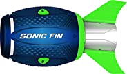 Sonic Fin Aerodynamic High Performance Outdoor Football for Kids & Ad
