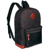 School Bookbags for Girls Boys,Vintage Backpack Teens College Bags
